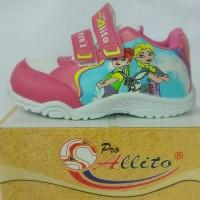Sepatu Anak Perempuan Frozen Murah Merk Pro Allito