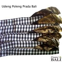 harga Udeng Poleng Bali Murah Tokopedia.com
