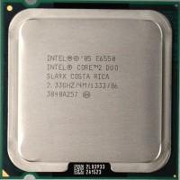 intel Processor Core 2 Duo Processor E6550 2.33GHz