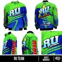 Jaket Merpati Balap - RU Team