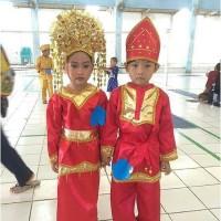 Baju Adat Padang Anak Anak
