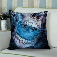 Avenged Sevenfold Sarung Bantal Sofa 18 inch gambar 2 sisi