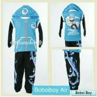 Baju Anak (Boboiboy Air) Baju Kostum Anak Laki laki