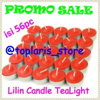Lilin Candle TeaLight Cafe Aromaterapi