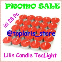 Lilin Candle TeaLight Cafe