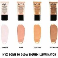 NYX Born to Glow Liquid Illuminator