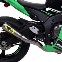 Knalpot Arrow Pro Race Competition Evo Kawasaki Ninja ZX10R 2016