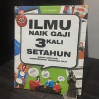 Ilmu Naik Gaji 3 Kali Setahun - Yusup Somadinata - komik motivasi