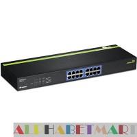 TRENDnet 16-Port Gigabit GREENnet Switch (TEG-S16g)
