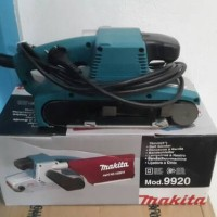 Mesin Amplas Belt Sander 76mm Makita 9920