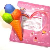 harga Squishy Ice Cream Warna Warni Super Jumbo Besar Es Krim Cone Tokopedia.com