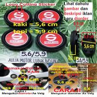 harga Dop Center / Velg Sparco Merah Model Racing Diameter Kaki 5,6 Cm (4 Bh Tokopedia.com