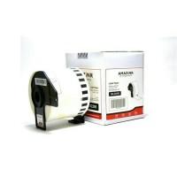 Jual Kertas Label Printer Brother Lable Printer Amazink Dk-22205 Ekonomis P Murah