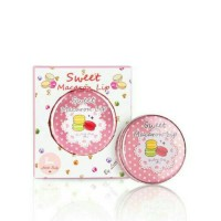 SWEET MACAROON LIP BLAM by LITTLE BABY 100% ORIGINAL THAILAND