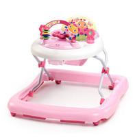 Bright starts baby walker pretty in pink