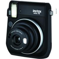 Jual kamera mini Fujifilm Instax Mini 70 Instant Camera Midnight Black baru Murah