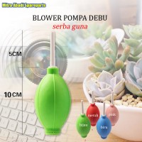 Blower Pompa Angin/Debu/Air/Dust Pump 150 mL Karet/Rubber Serba Guna