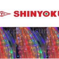Lampu Led Selang Hias Flexi 3C Clear RYGB Merk Shinyoku Per 100 Meter