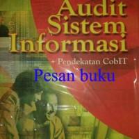 Buku Audit Sistem Informasi (+ Pendekatan CobIT)