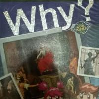 Komik Why? Law(Hukum)