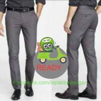 Jual Best celana bahan/formal/kerja kantor slimfit/slim fit /slim pria/cowo Murah