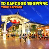Bangkok Shopping Tour 3 Days