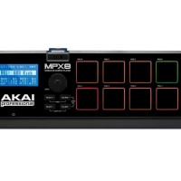 Akai MPX8 Professional Sample Pad Controller