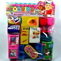 Mainan Perlengkapan Rumah Tangga, Mainan Anak Cewek