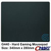 Logitech G440 Gaming Mousepad Hard