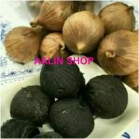 Jual Bawang Putih Hitam Tunggal/Dasun/Lanang-Bawang Hitam-BLACK GARLIC 250g Murah