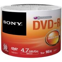 DVD-R 16x SONY isi 50 keping