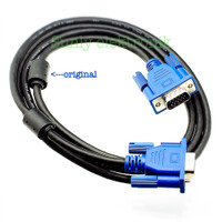 Kabel vga 1,5 meter / cable vga male to male 1,5m original