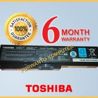 Original Baterai Toshiba Satellite U500 U505 - PABAS228