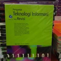 pengantar teknologi informasi by Abdul kadir