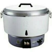 GAS RICE COOKER BESAR 10 Liter 50 PORSI Magic Jar Com Katering