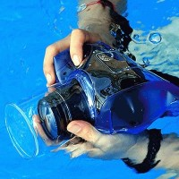 Bagus Case Camera Waterproof Under Water untuk Canon Nikon SLR DSLR
