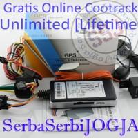 BAGUS GPS TRACKER MOBIL GT06N ONLINE SERVER COOTRACK LIFETIME UNLIMI