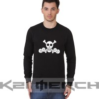 Sweater Pullover D Gold Roger One Piece - K21