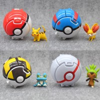 Pokeball Lempar Pokemon Figure Figma Naruto Thousand Sunny Charizard R