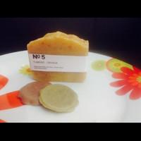 handmade vegan soap pure 100% natural / sabun mandi alami