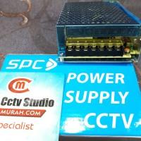 SPC Power Supply 12v 10A Switching Trafo 220V/110V (GARANSI 1 Tahun)