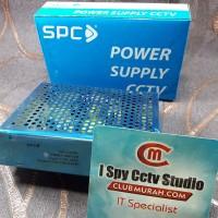 (GARANSI 1 TAHUN) SPC Adaptor jaring 12v 10A Switching Trafo 220V/110V
