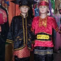 pakaian baju adat baju adat sulawesi tengah