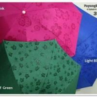 payung ajaib 3D .tiga dimensi unik