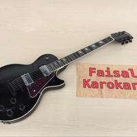 Gitar Gibson Les paul plus Sound orange/laney