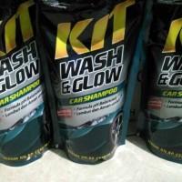 Kit Wash & Glow Car Shampoo 800ml Kit Wash and Glow