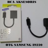 KABEL DATA OTG SAMSUNG I9220, S3, S4 MICRO USB