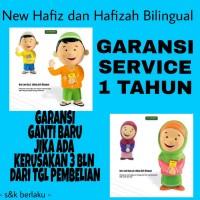 Jual New Boneka Hafiz / Hafizah Doll Bilinguall Versi Terbaru Murah