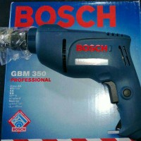 Mesin Bor Tangan Merk Bosch Type GBM 350 Berkualitas