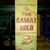Madu Gamat Gold ( Nutrisi Tulang Rawan & Sendi ) spt Alpha Gel
